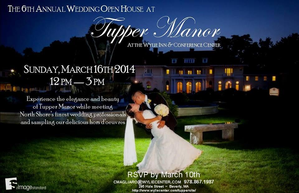 Wedding Open House - Tupper Manor - Jeri Solomon Floral Design