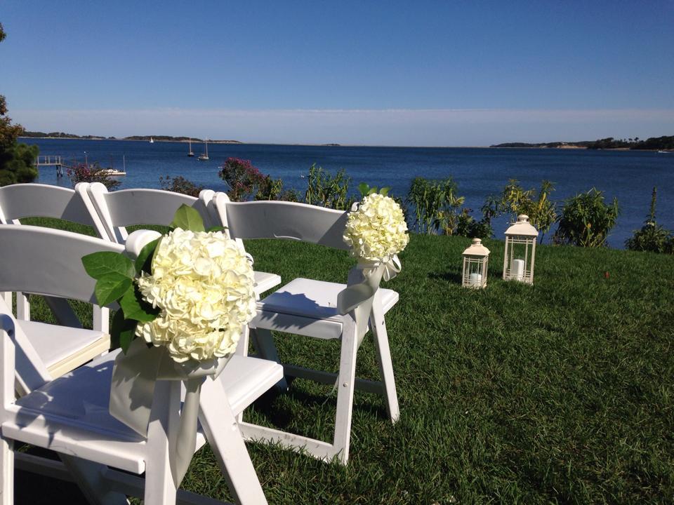Cape Cod Fall Wedding Flowers - Erika & Alex
