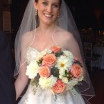 Beautiful Custom Bridal Bouquets = Happy Brides!