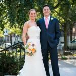 Museum Of Science Boston Wedding Flowers – Donna & Dan