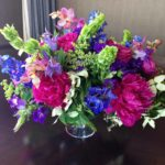 Vibrant Summer Custom Floral Arrangements