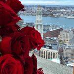 Boston Fall Wedding Flowers @ The Harvard Club