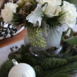 Holiday Tabletop Floral Decor Inspiration