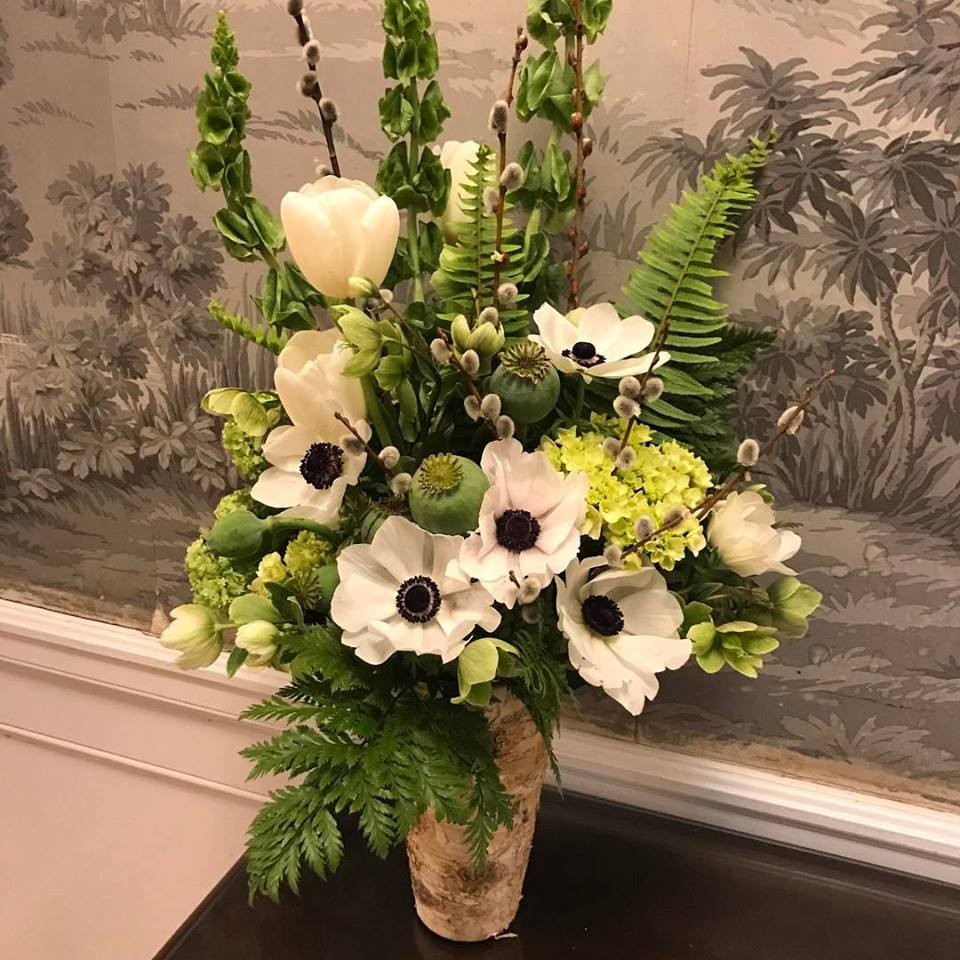 Custom Floral Designs For Your Space