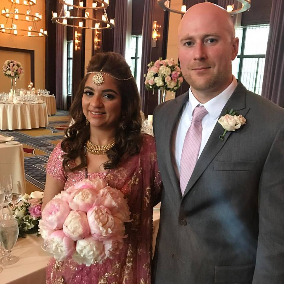 Gunjan & Pat Get Married! Liberty Hotel Boston