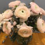 Pastel Ranunculus Flowers