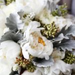 Ringing In The New Year With Winter Wedding Flowers