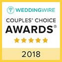 Wedding Wire Couple's Choice Awards 2018