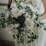 Organic & Ethereal Wedding Flowers
