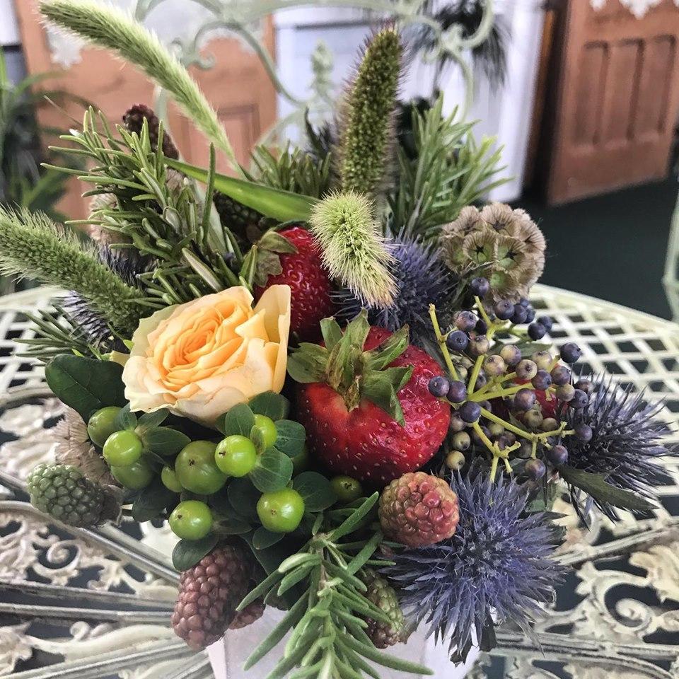 Custom Floral Arrangement Boston