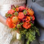 Bridal Bouquet Feature in Boston Magazine