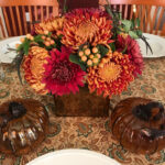 Custom Fall Floral Designs Great For Thanksgiving