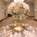 Westin Copley Place New Year's Eve Wedding Flowers